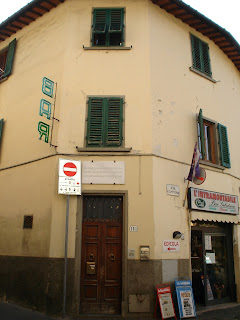 Bartali is said to have been born in rooms above a bar in Ponte a Emo