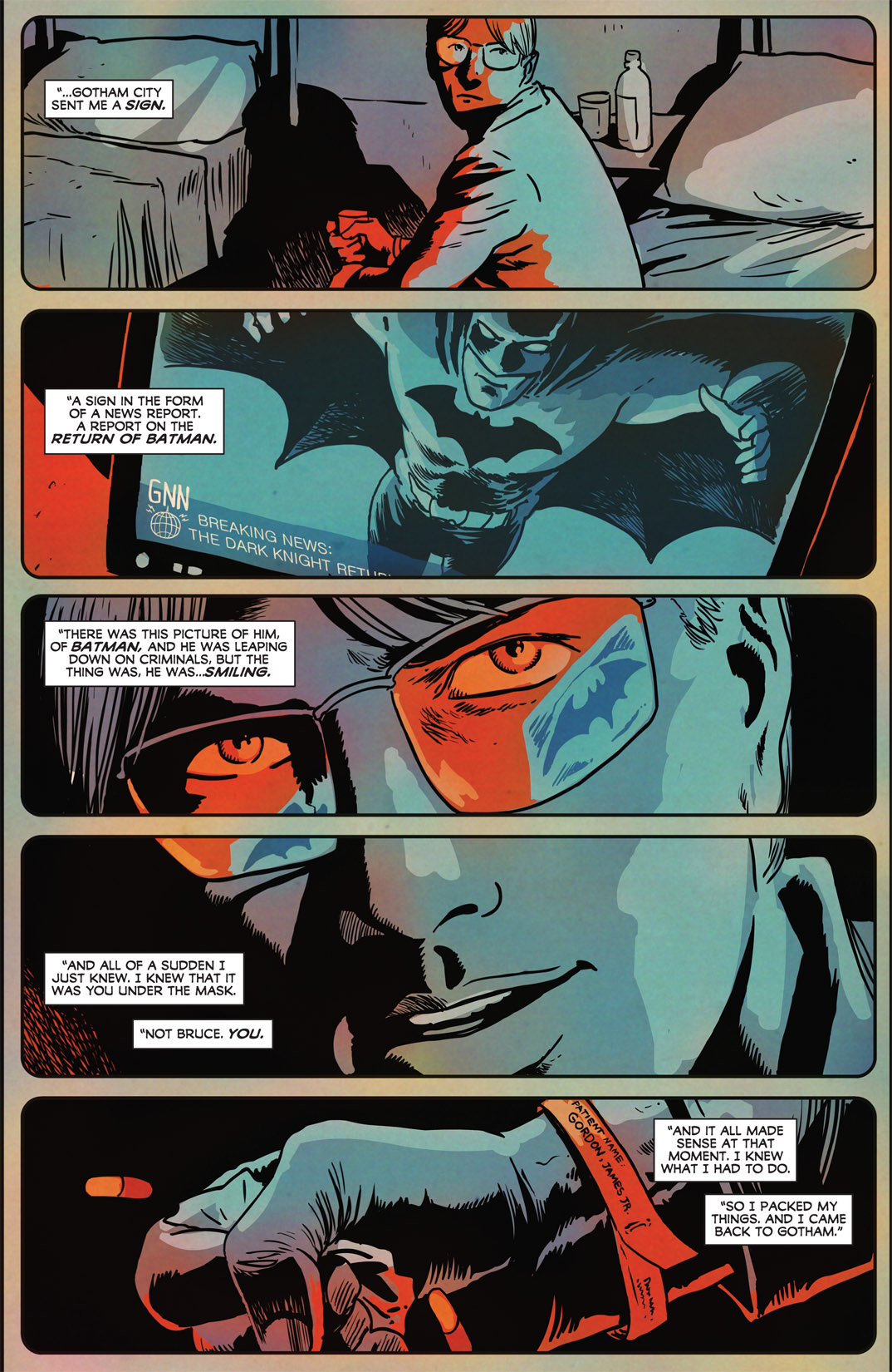 Detective Comics (1937) 881 Page 13