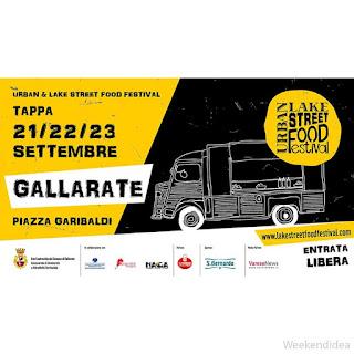 Urban & Lake Street Food Festival
