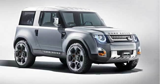 Automotive: 2015 Land Rover Defender Convertible in USA