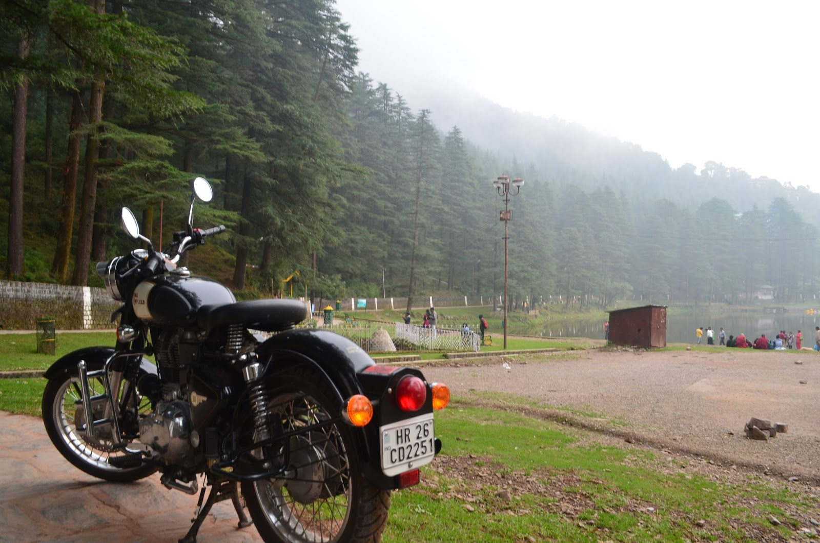 Royal Enflied Classic 350 in Dharamsala