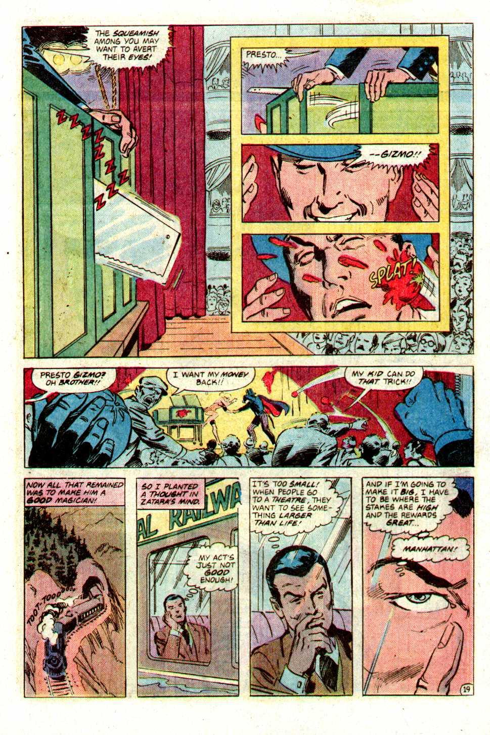 Read online Secret Origins (1986) comic -  Issue #27 - 20