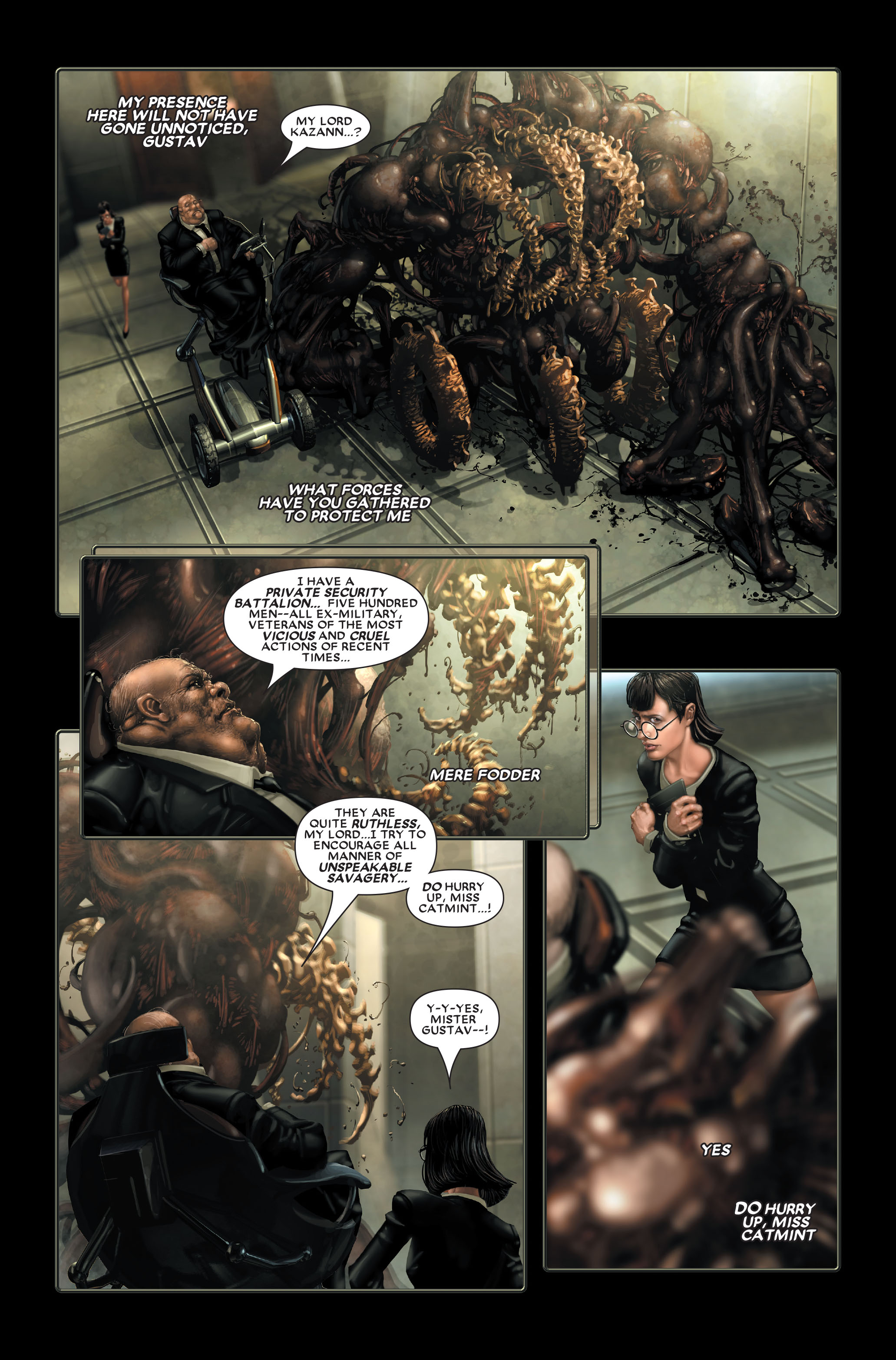 Ghost Rider (2005) Issue #3 #3 - English 6