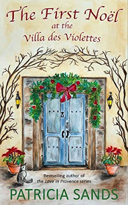 French Village Diaries book review of The First Noel at the Villa des Violettes by Patricia Sands