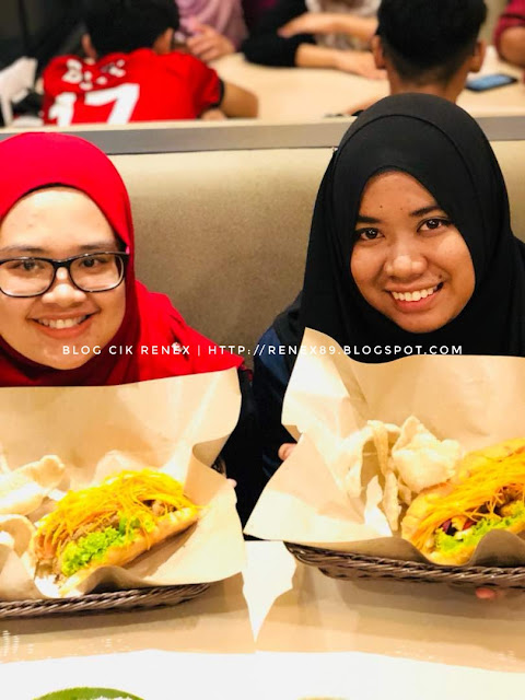 Review makan di Asiana Signature By Row Six Temerloh Pahang
