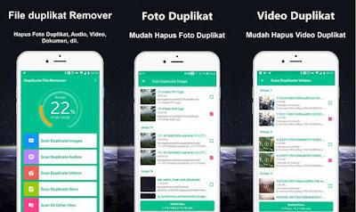 Aplikasi Duplikat File Remover