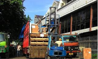 Ekspedisi Trucking Laut Surabaya Kalimantan Balikpapan