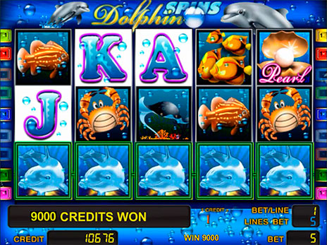 Roulette Game Dolphins Pearl Brings You Better Odds With This