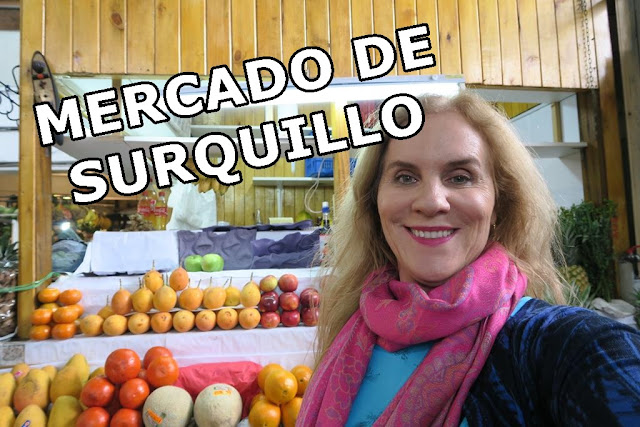 Mercado de Surquillo ou Mercado 1, em Lima