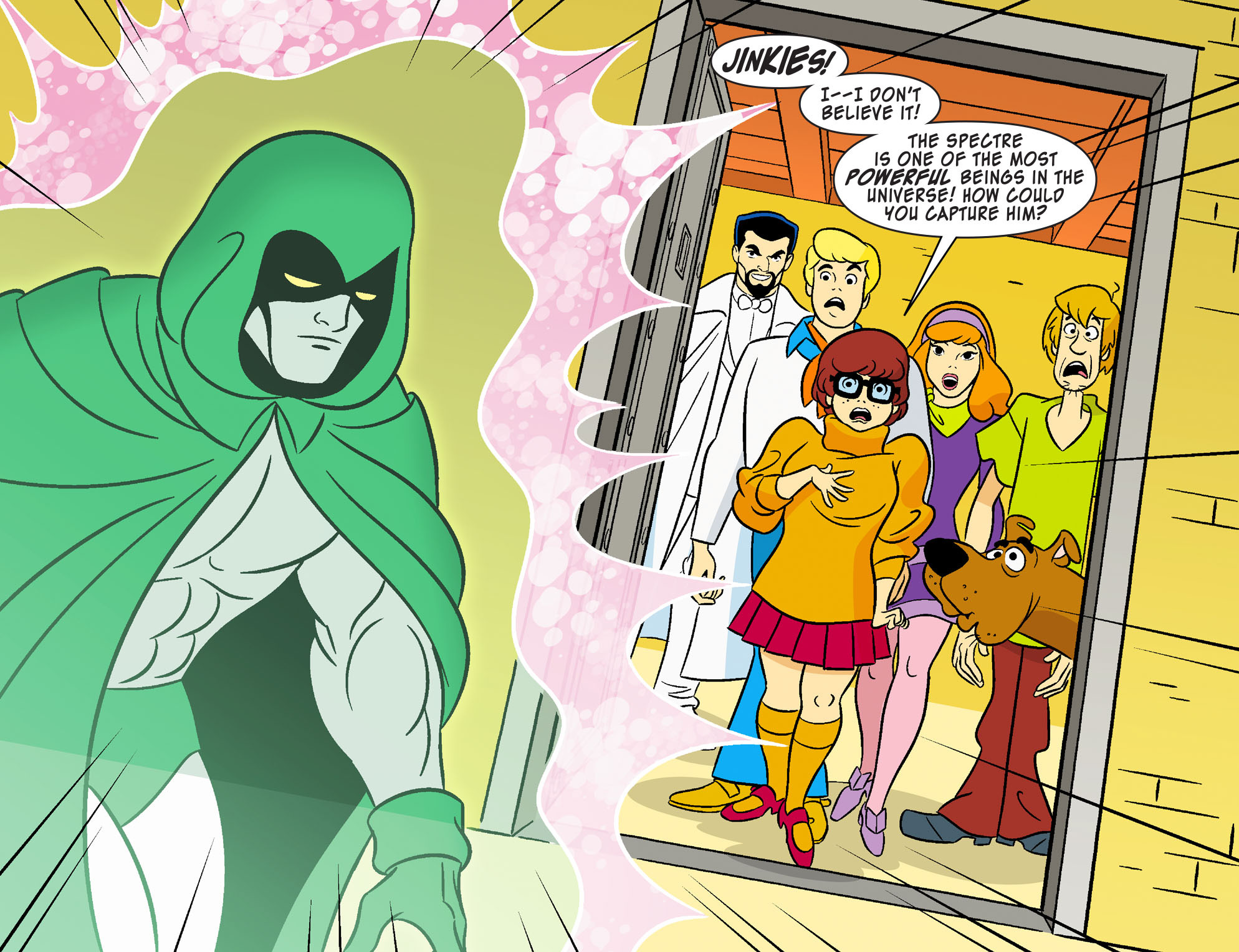 Read online Scooby-Doo! Team-Up comic -  Issue #26 - 3