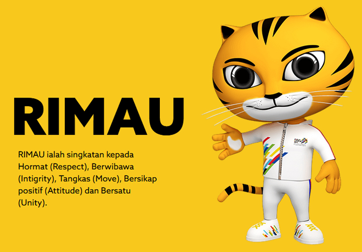 Kuala Lumpur 2017 SEA Games Mascot
