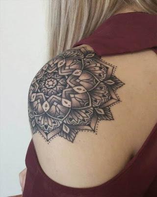 Ideas de tatuajes de MÁNDALAS tumblr para ti