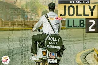 Akshay Kumar : Jolly LLB 2 first look poster