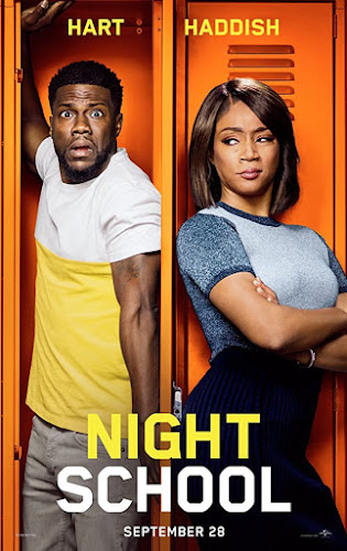 Night School (BRRip 720p Dual Latino / Ingles) (2018)