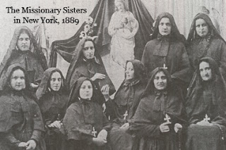 The Missionary Sisters of the Sacred Heart of Jesus began to organise themselves soon after Frances arrived in New York