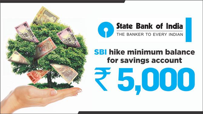 sbi-hike-balance-for-savings-account-rs-5,000-in-metros