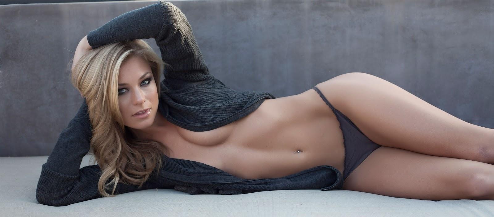 Jo ashton micro bikini