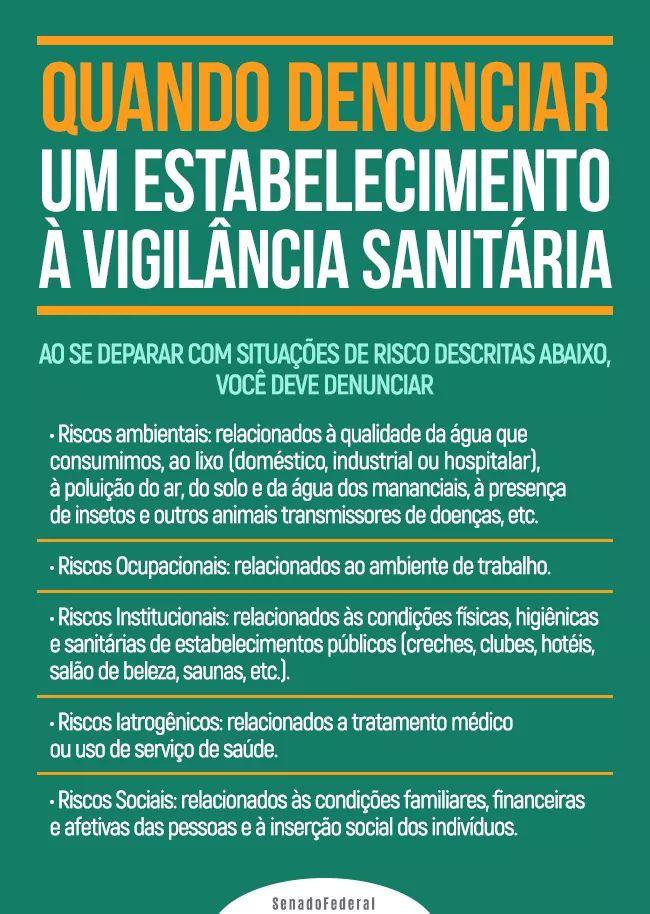 853344fe5 Saiba quando e onde denunciar um estabelecimento à vigilância sanitária