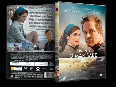 Capa DVD Somente o Mar Sabe