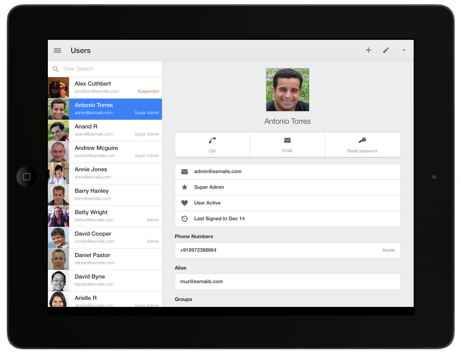 Official Google Cloud Blog: New Google Admin App for iOS