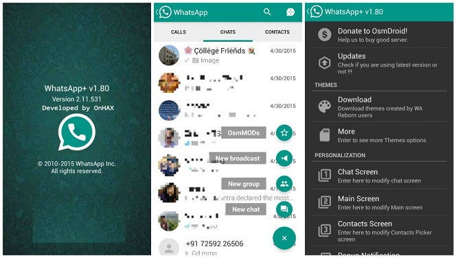 Onhax Whatsapp Plus Latest