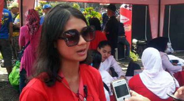 Panadol Gelar 3 in 1 Fun walk Unik di Bandung