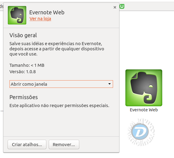Evernote Linux