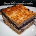 Oatcake with poppy and quark | Ovesný koláč s tvarohem a mákem