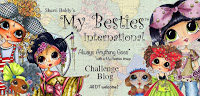 My Besties International challenge.