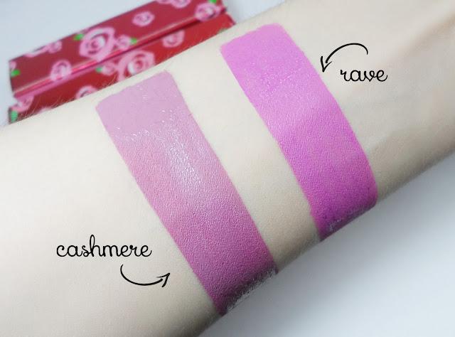 vegan cruely free liz breygel beauty makeup blogger lime crime matte lipsticks brand review