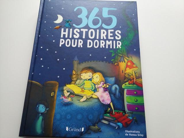 Bulles de Plume 365 histoires pour dormir (Gründ)