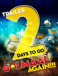 Golmaal Again First Look Poster  2
