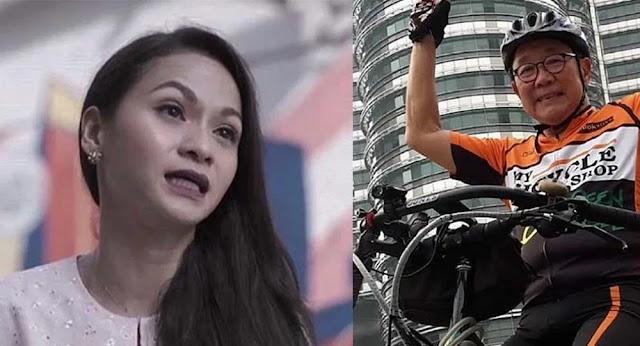 Sharifah Amani persoalkan tindakan polis reman Patrick Teoh