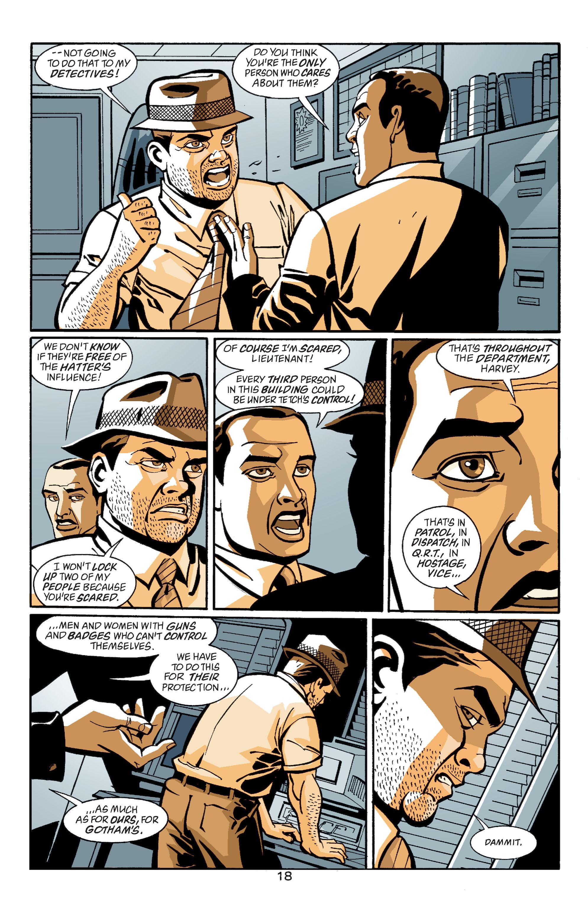 Detective Comics (1937) 759 Page 18