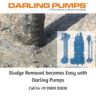 Sewage Submersible Pumps | India