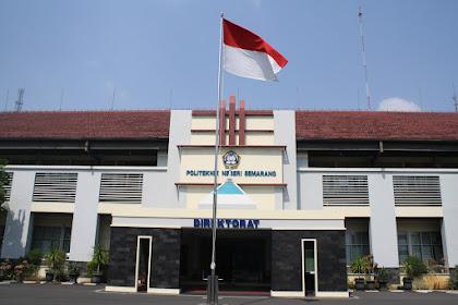 Pendaftaran Mahasiswa Baru (PNP) Politeknik Negeri Padang 2021-2022
