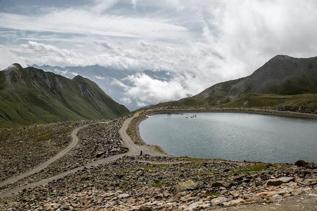 Wandern in Serfaus Fiss Ladis  Vom Lazid zum Gmairersee  Wanderung-Tirol  Tourenbericht inkl. GPS-Track 10