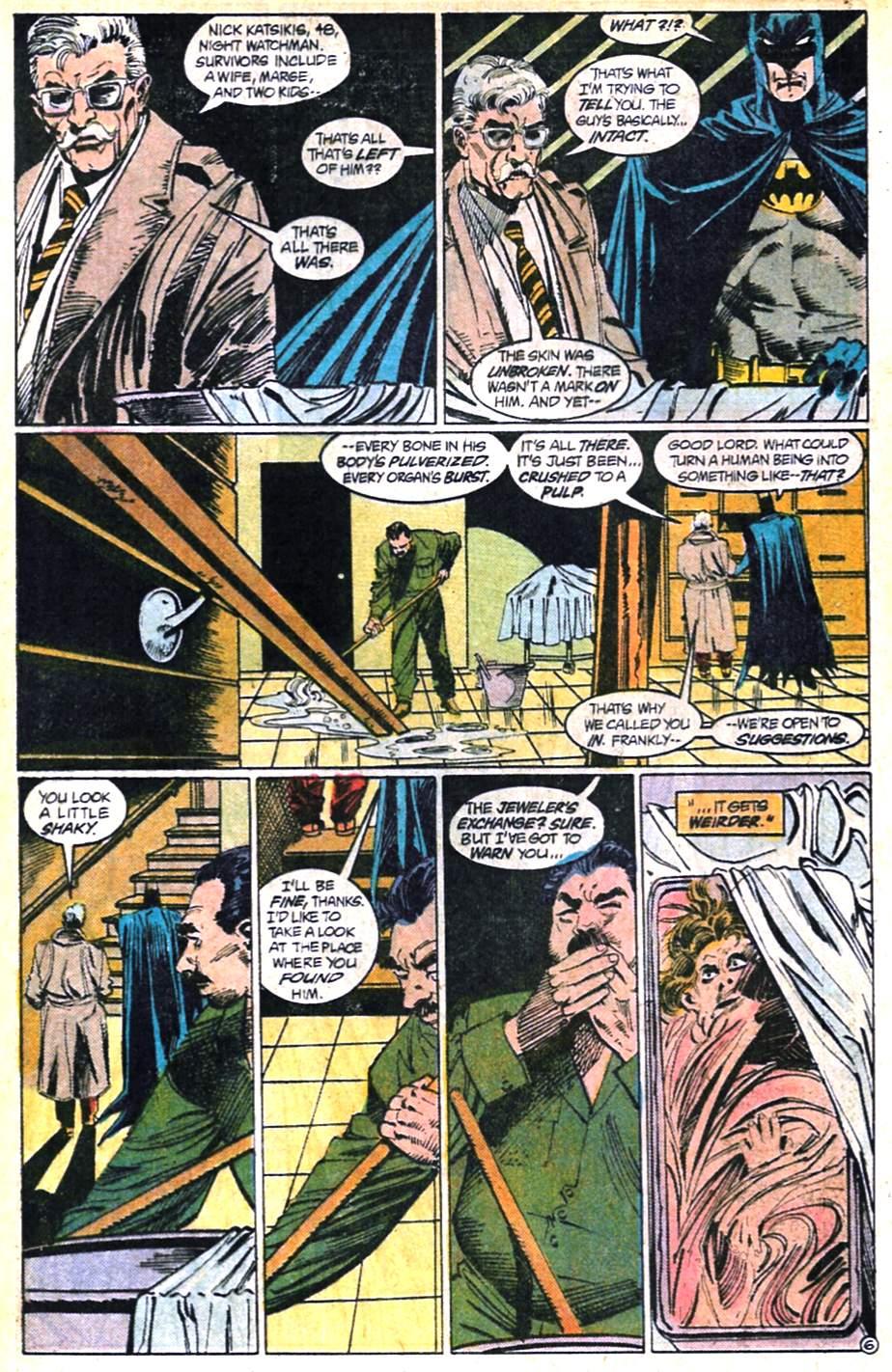 Detective Comics (1937) 598 Page 6