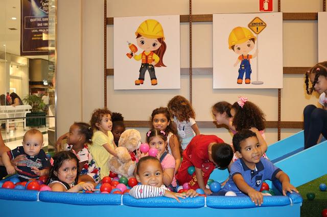 Profissões Kids é a nova atração infantil do Central Plaza Shopping