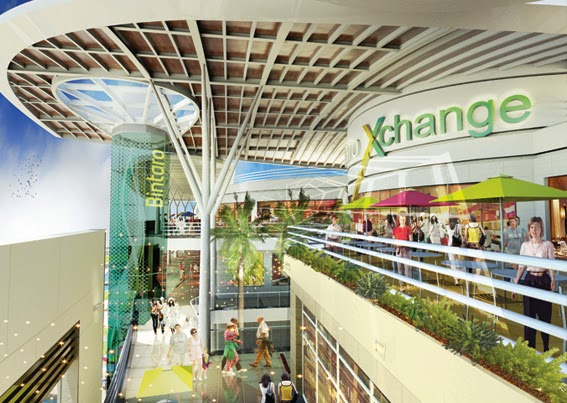 mall di jakarta dan Bintaro Xchange Mall