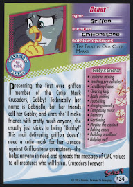 MLP Gabby Series 4 Trading Card
