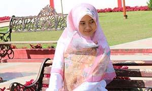 Alfina Nindiyani Cantik