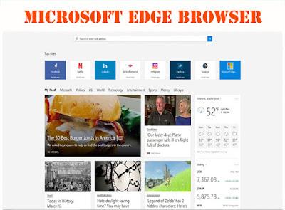متصفح Microsoft Edge لمستخدمى أندرويد وآيفون