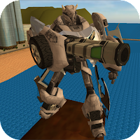 Download Game X Ray Robot 2 v1.1 Mod Apk Money