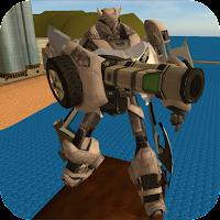 X Ray Robot 2 v1.1 Mod Apk Money