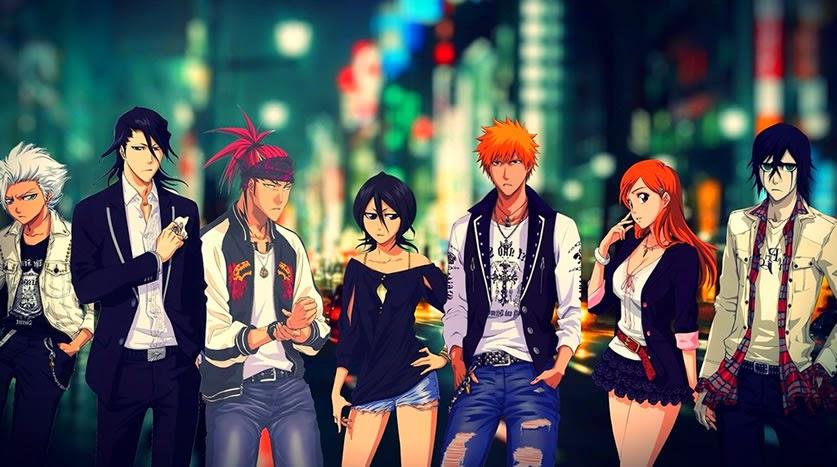 O Retorno De Bleach Em Anime!!