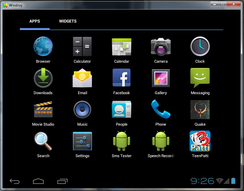 Horner, top 10 android emulators for pc however