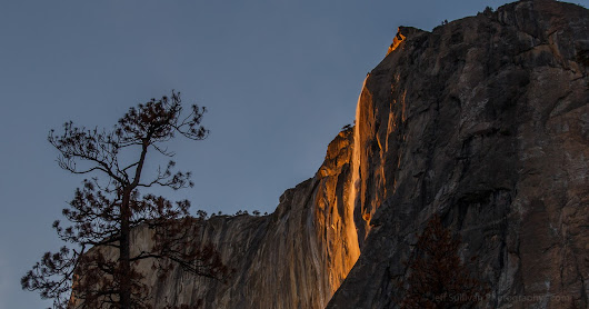 Where to Shoot Yosemite's Horsetail Fall