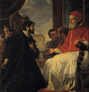 Michelangelo and Pope Julius II