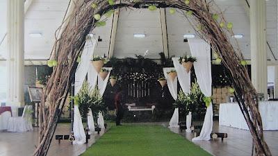 contoh dekorasi pernikahan perkawinan ~ penyewaan alat pesta